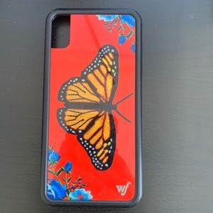 BUTTERFLY WILDFLOWER CASE (IPHONE XSMAX)